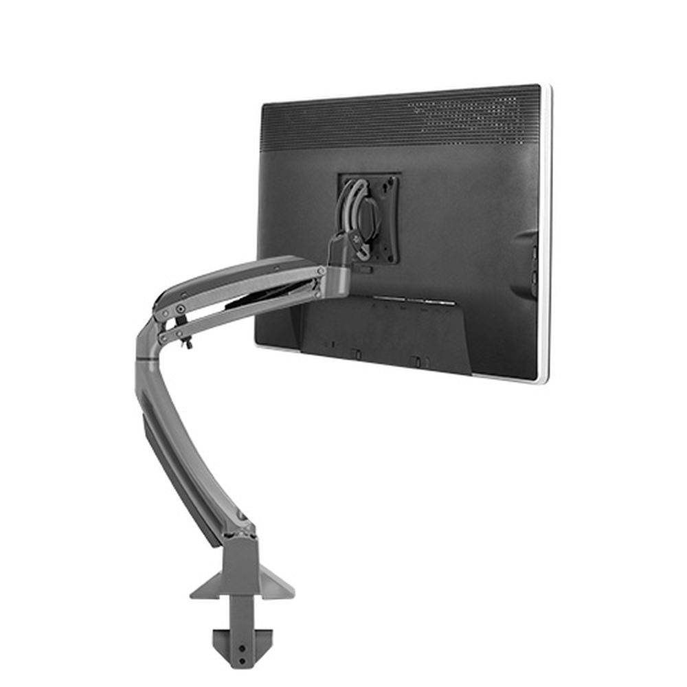 Chief Kontour K1d Dynamic Desk Clamp Mount Single Monitor Arms Solutions Csi Ergonomics