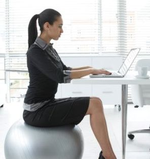 Superbe While Itu0027s True That Sitting On An Unstable Exercise Ball Activates Your  Core Muscles More Than A Static Chair, Itu0027s Hardly Enough To Develop A Six  Pack.